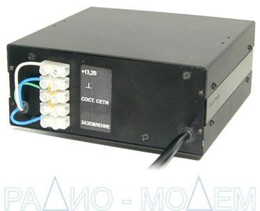 Бесперебойный адаптер питания  постоянного напряжения низкопрофильный БПБ 60-12 12В
