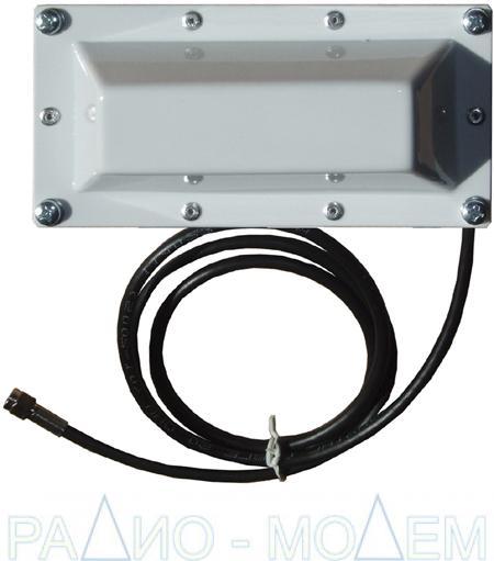 Базовая антенна серии МобилРадио MR AVandal GSM  для беспроводных камер видео наблюдения, работающих в диапазоне GSM