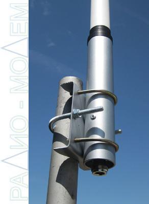 Выносная антенна для VHF радиостанций  и радиомодемов
