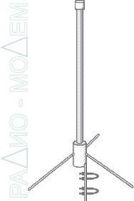 Polaris 144-175 круговой направленности  стационарная антенна