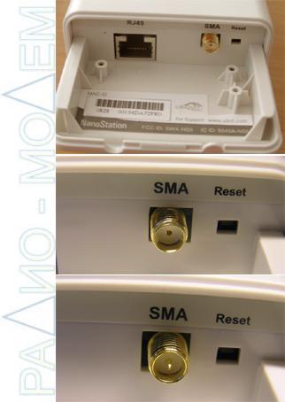 Соединяем точку доступа сетевыми кабелями, используя  PoE (Power over Ethernet)