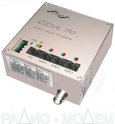 Беспроводной радио-модем Conel CDA-70-V-3