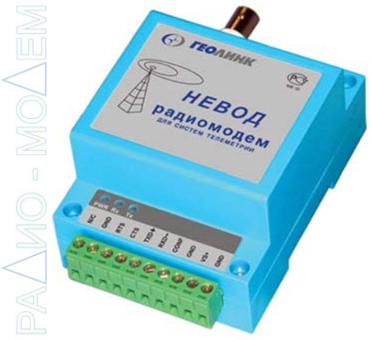 Радиомодем Невод-5 (исполнение DIN)