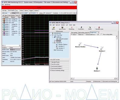 SATEL NMS PC Software программное обеспечение